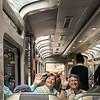 Onboard Train from Machu Picchu