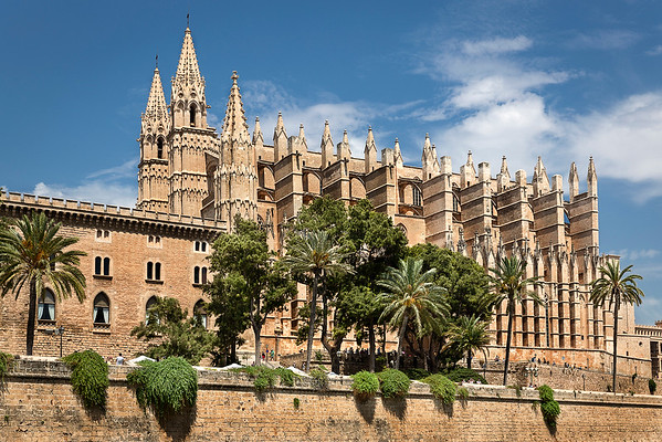 La Seu, the Mallorca Cathedral