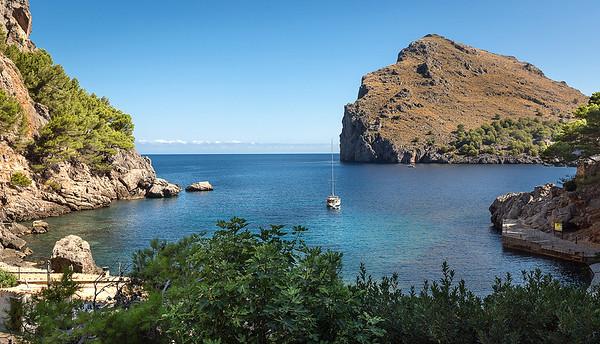 La Calobra Bay