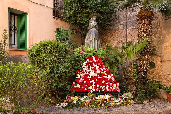 More commemoration for the Patron Saint