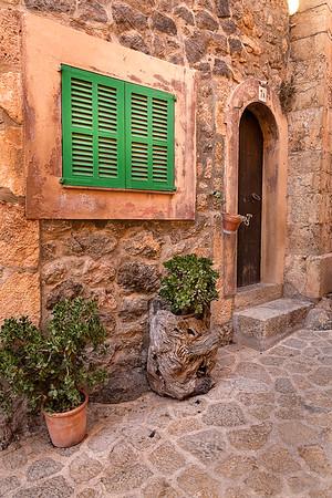 A quaint residence