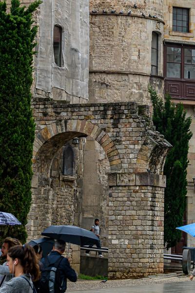 Remanants of Roman Arch