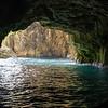 Exiting a Cave
