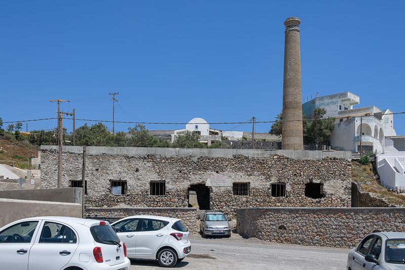 Defunct Tomato Paste Factory