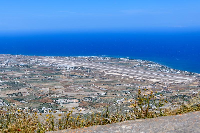 Santorini Airfield
