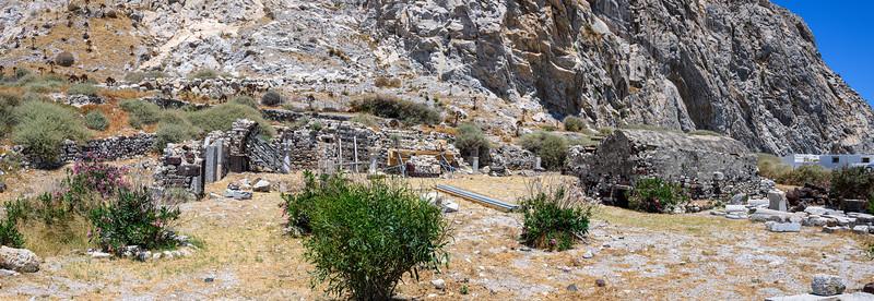Ruins of Basilica of Saint Irene (San Irene)