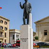 Malta's first Prime Minister