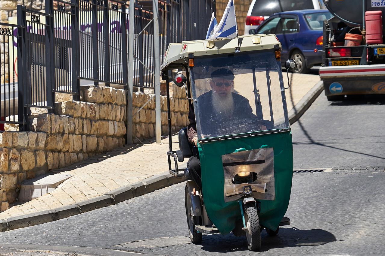 Electric Cart Safed