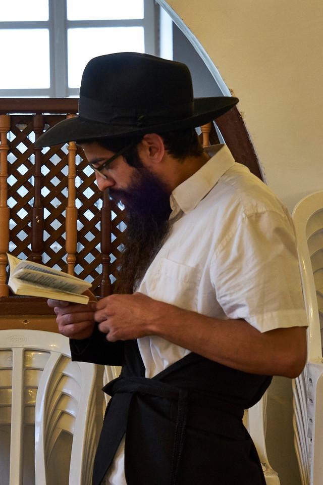 Reading religious text