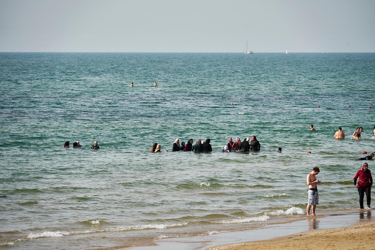 Mediterranean bathing