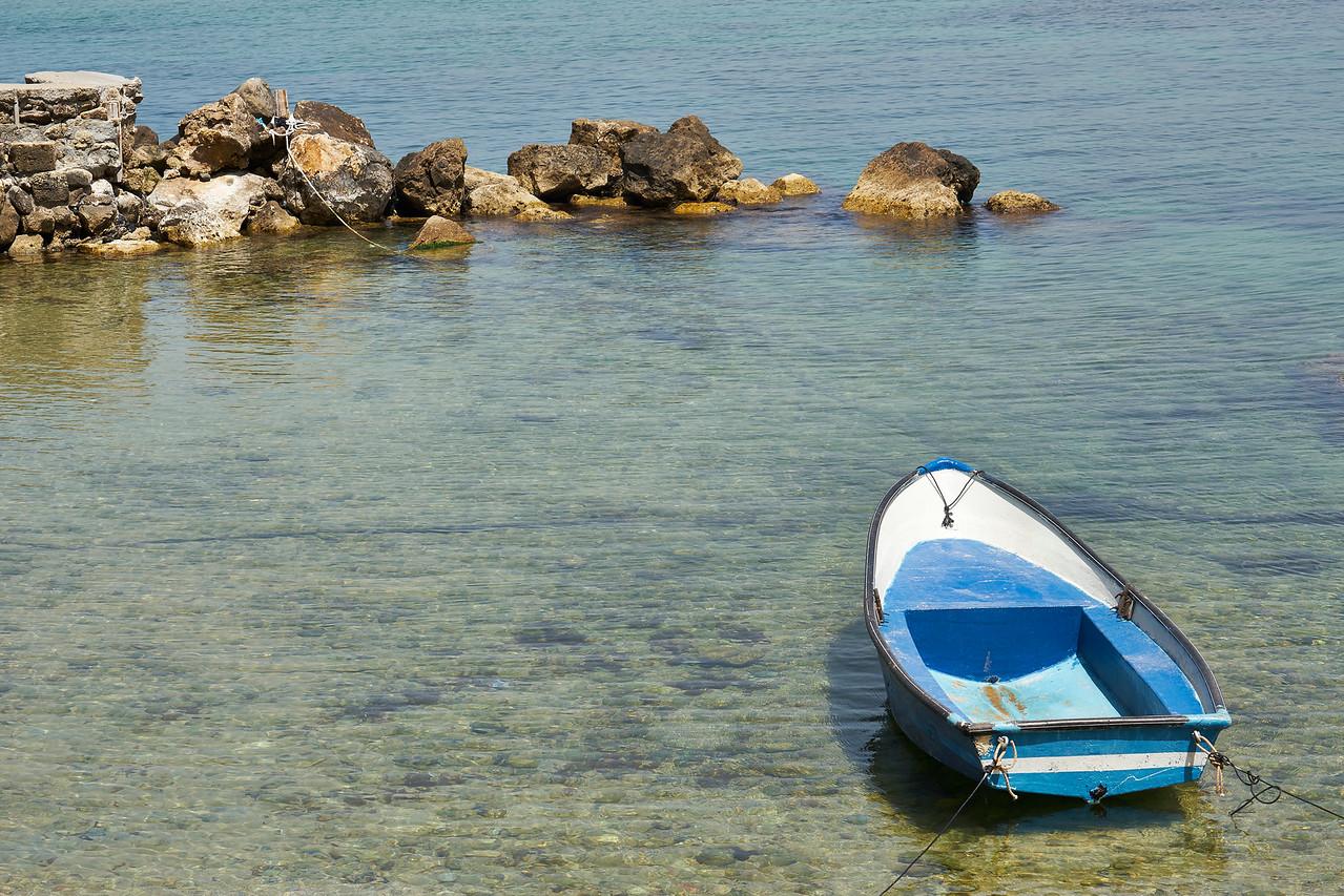 Small Boat Caesaria