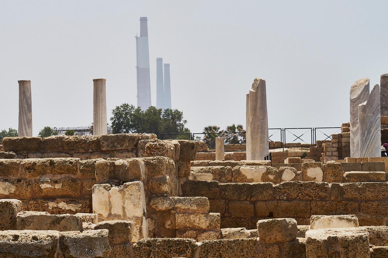 Columns and stacks