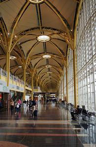Terminal at Ronald Reagan - Washington National Airport