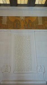 Gettysburg Address, Lincoln Memorial