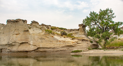 Upper Missouri River Breaks Canoe Trip