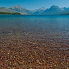 TRMT-12042: McDonald Lake at Glacier National Park