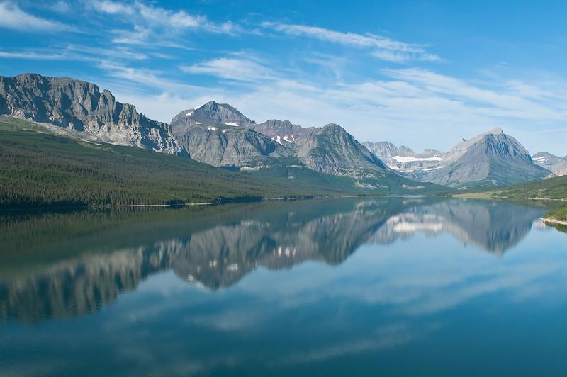 TRMT-12105 - Sherburne Lake reflections
