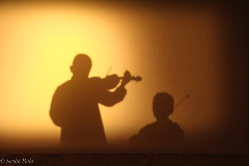 Shadow imagery, Hemings/Jefferson children