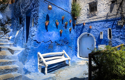 Chefchaouen, Morocco - The Blue Pearl