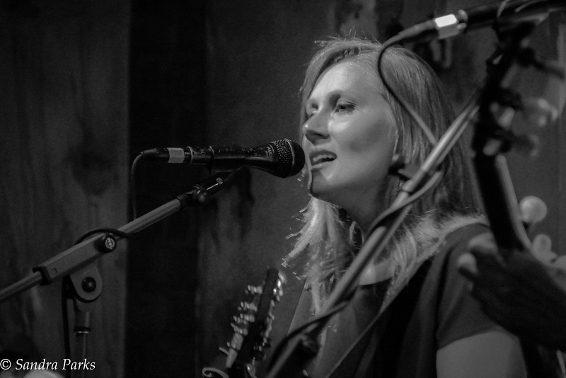 Norah Jane Struthers and the Party LIne