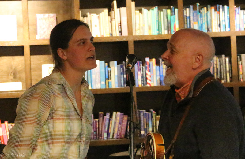 Hannah and Bruce.
