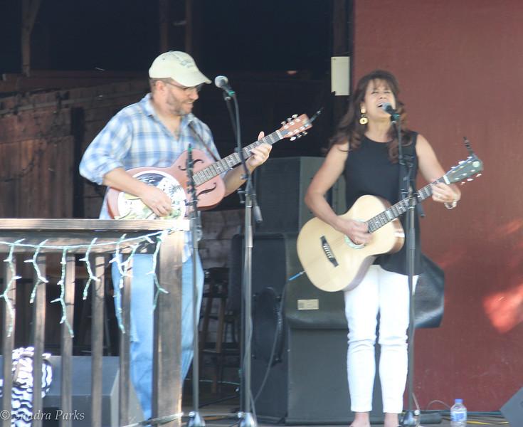 Danny DOlinger and Susan Estes