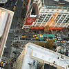 Bird's eye view of Macys, Manhattan