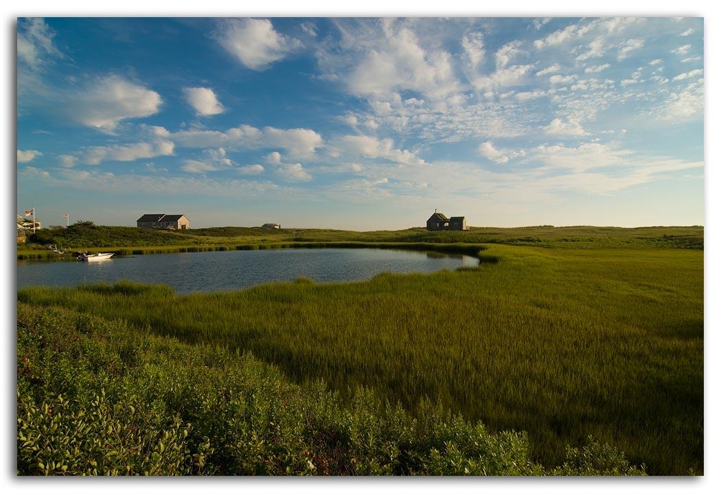 Nantucket Landscape