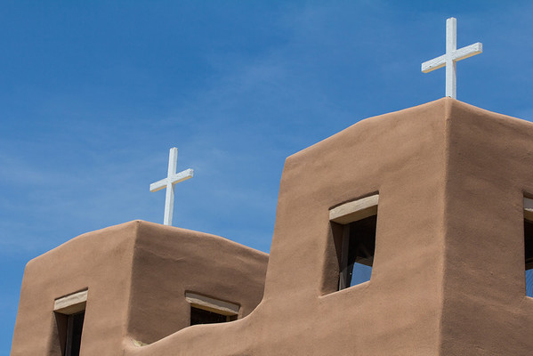 56 Mile Scenic Drive, New Mexico Sacred Heart Church, Nambe'