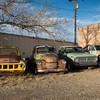 Neglected cars, Carrizozo, NM