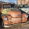 Neglected car, Carrizozo, NM