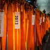3-26-19: Prayers for peace, ribbons commemorating gun violenve victims