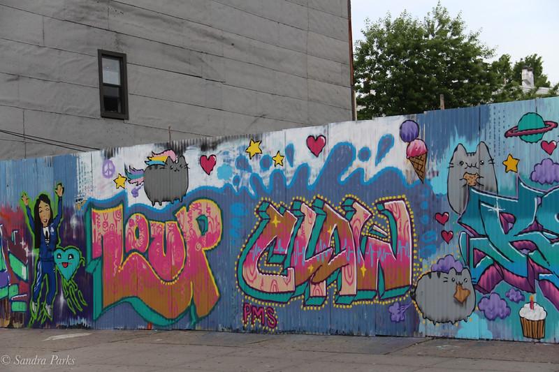 Miscellaneous murals