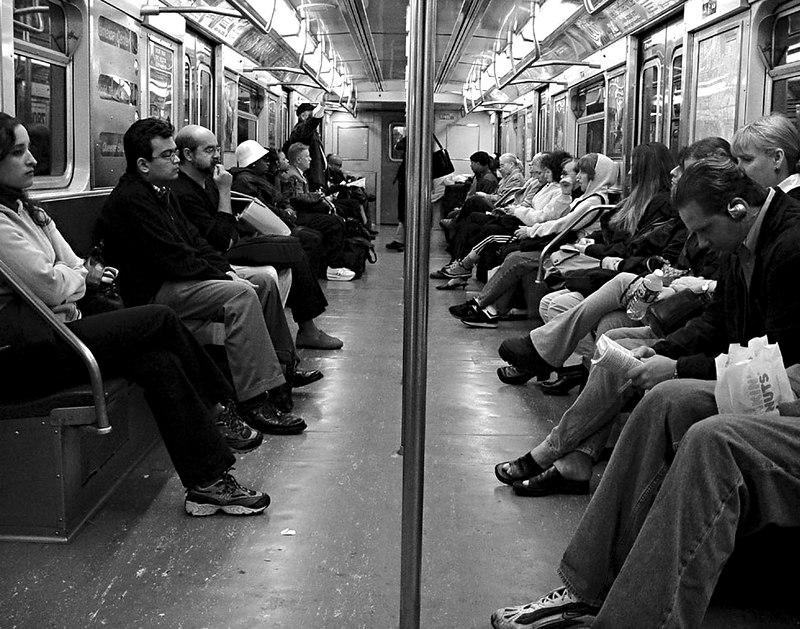 Subway_11X14BW