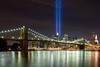 2010 World Trade Center Tribute in Light.