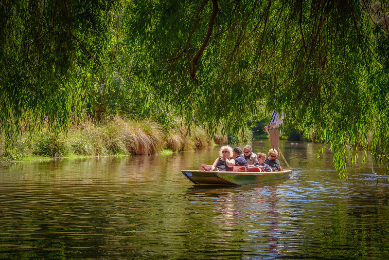 Canoeing at Avon River