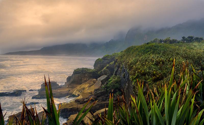 West Coast - Pancake Rocks