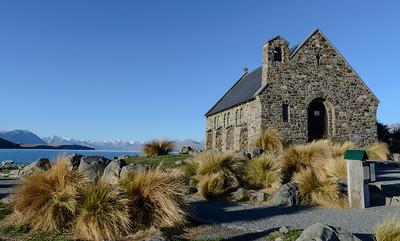 Kerkje bij Lake Tekapo (Jolanda)