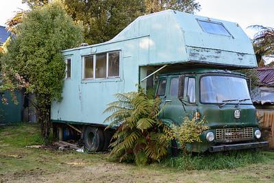 Een hele oude Bedford uit begin jaren 70. (Jolanda)