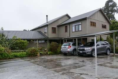 Mahitahi Lodge (Bruce Bay)