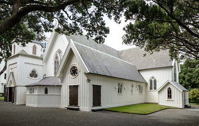 Old Saint Paul's church (Wellington)
