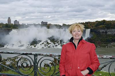 Katey at Falls