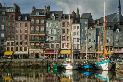 Honfleur, Normandy - France