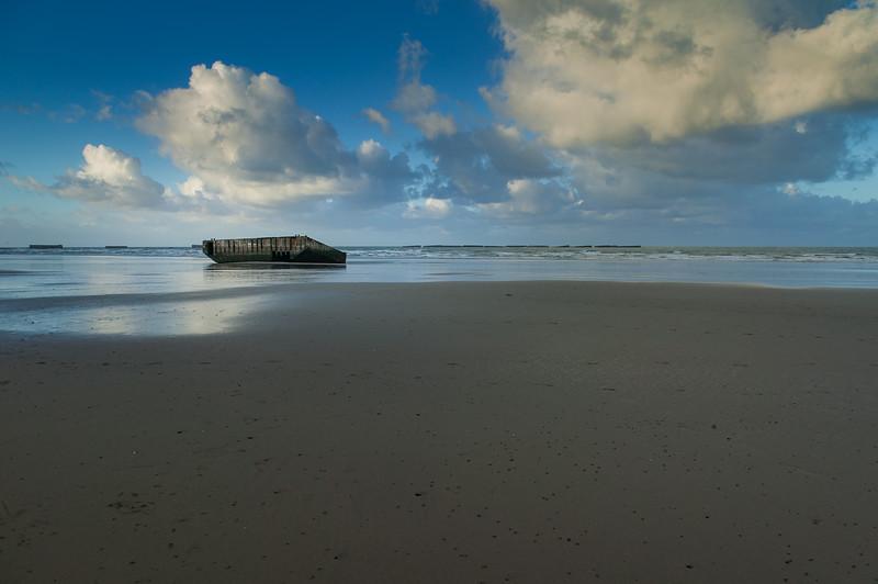Beached Harbor