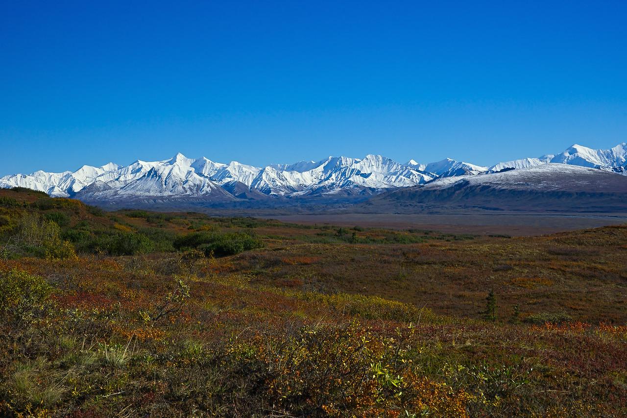 North Slope Alaska Range