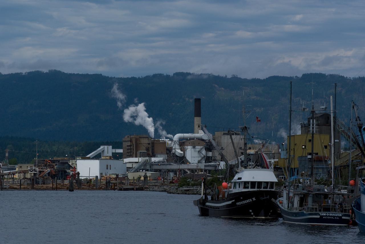 Vancouver Island<br /> Port Alberny