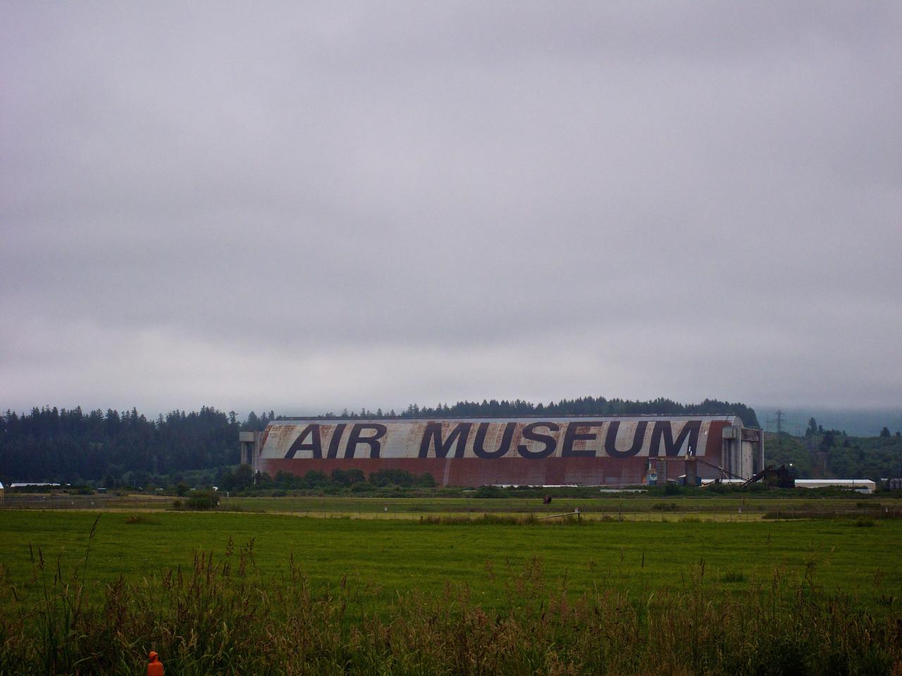 Air Museum - Tillamook Oregon