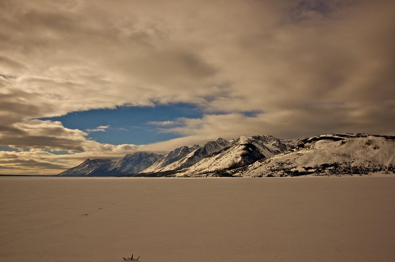Tetons 2009 - Jackson Lake