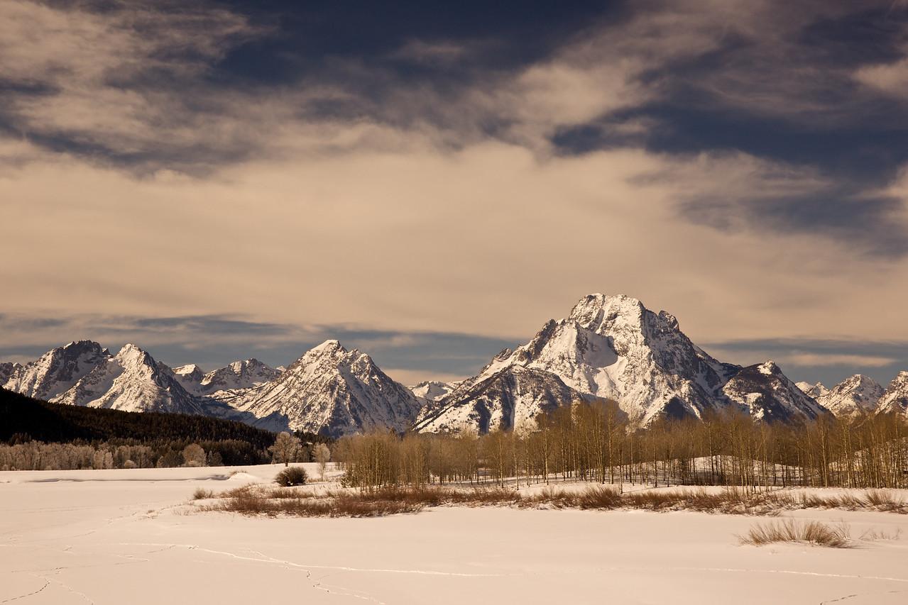 Tetons 2009 - Snake River Oxbow