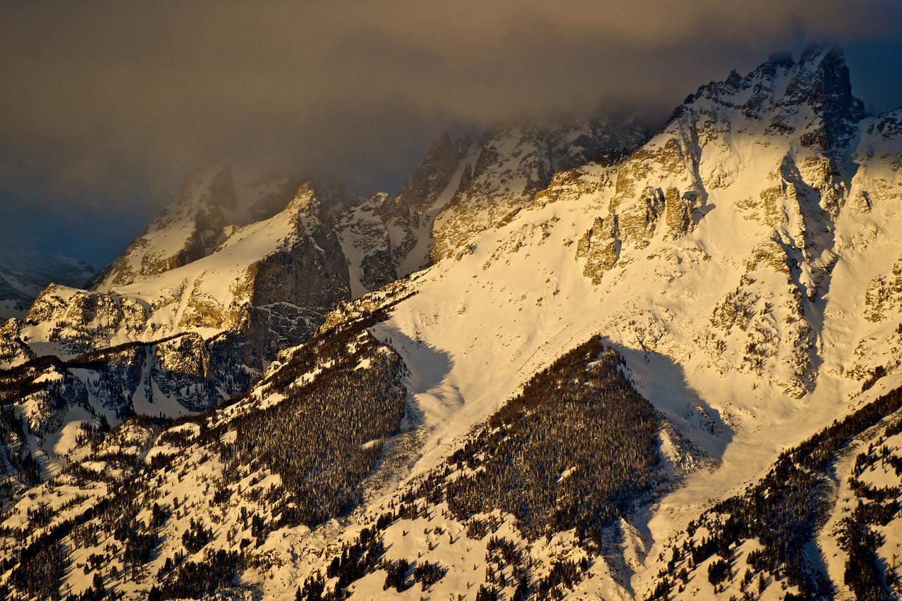 Tetons 2009 - Grand Teton